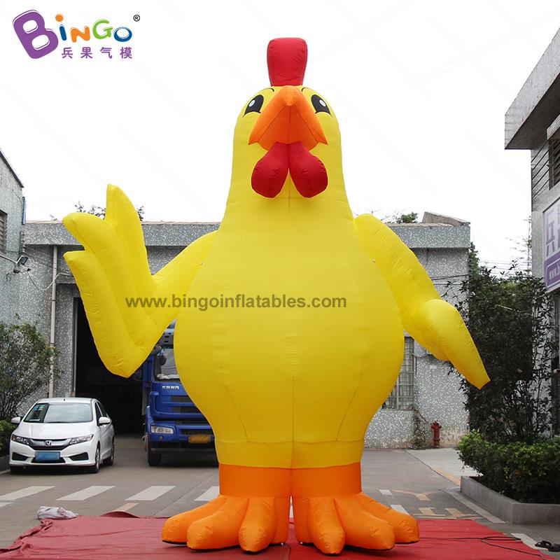 BG-C0321-充气公鸡气模