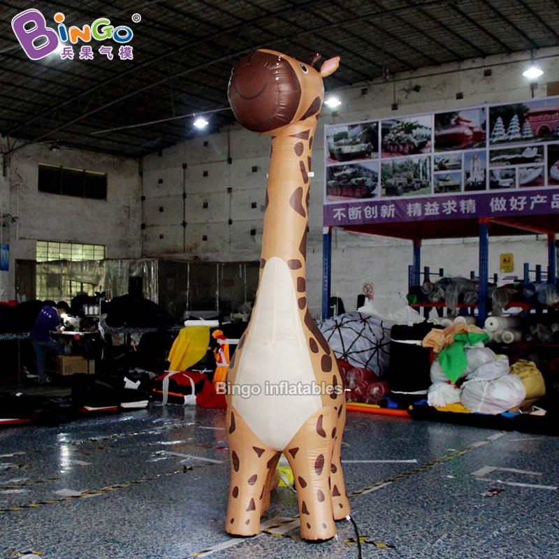 BG-C0326-充气长颈鹿气模