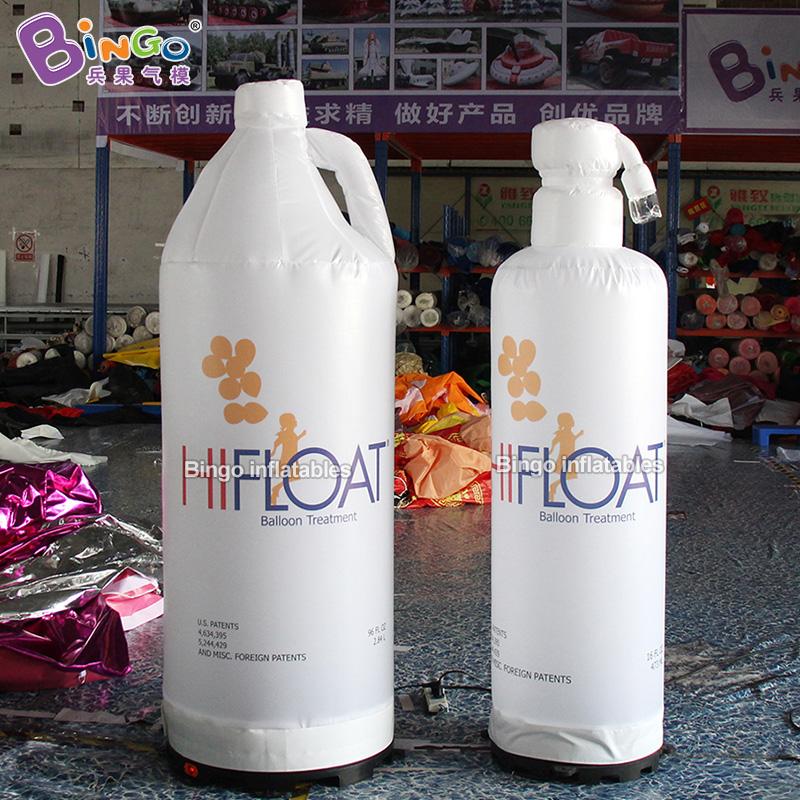 BG-L0049-充氣瓶子燈柱氣模