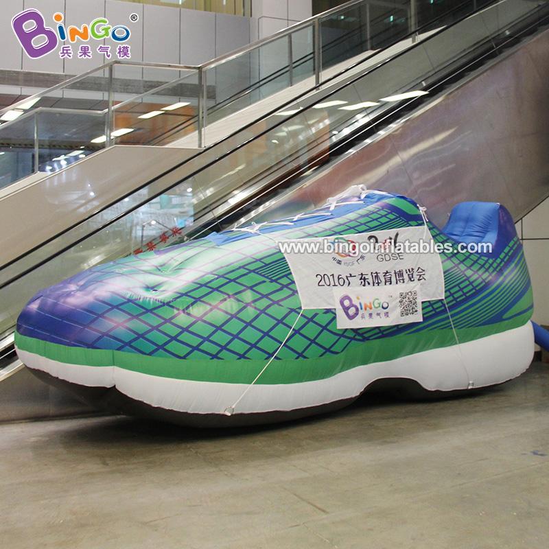 BG-A0950-充气运动鞋子气模