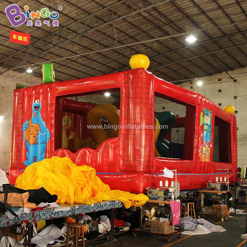 BG-G0521-充气玩具跳床气模