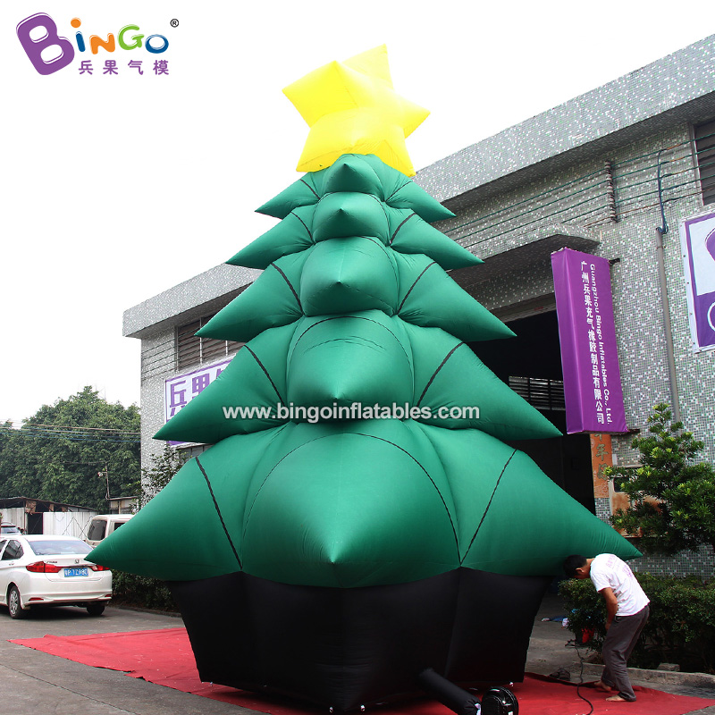 BG-A0847-5-充气圣诞树气模