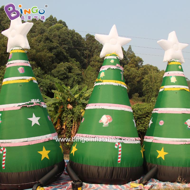 BG-A0369-充气圣诞树气模