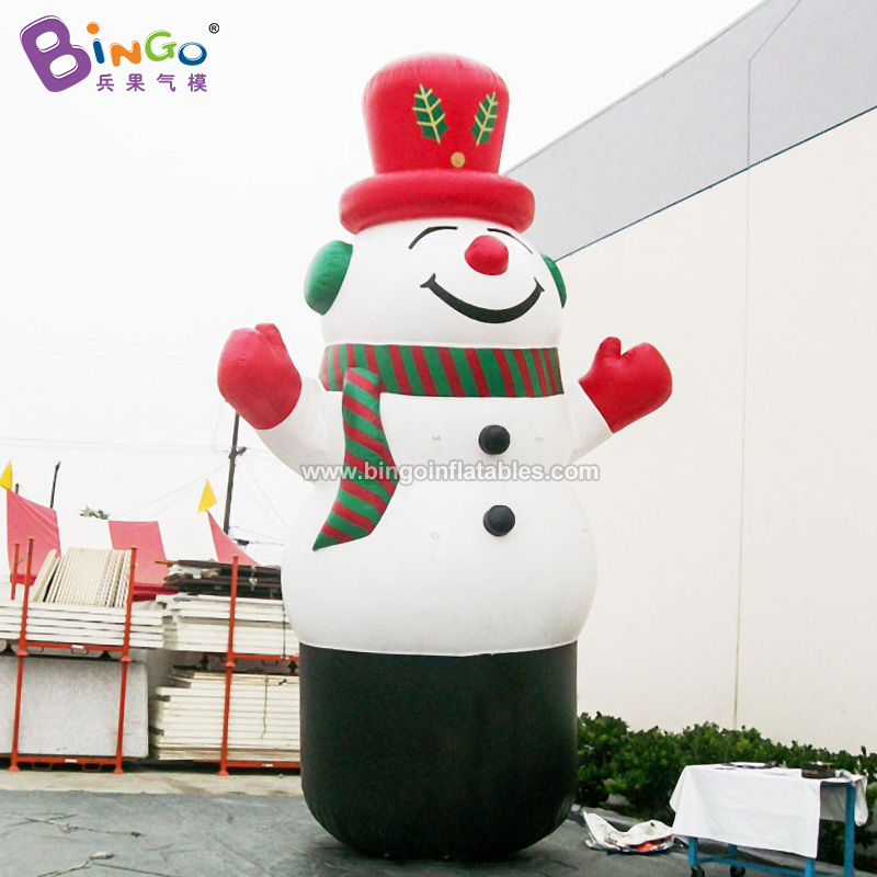 BG-A0808-3-充气雪人气模