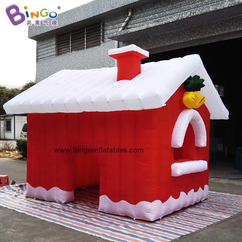 BG-A0359-6-充氣圣誕屋氣模