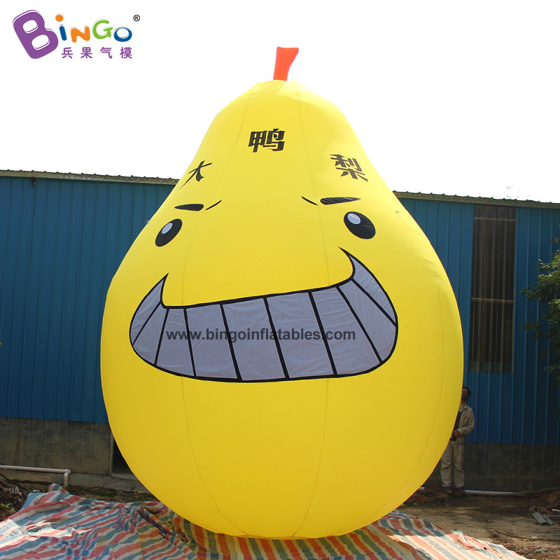 BG-A0678-充氣大鴨梨氣模