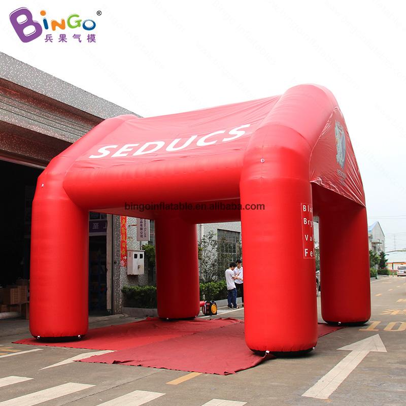 BG-T0203-Inflatable-four-legged-tent