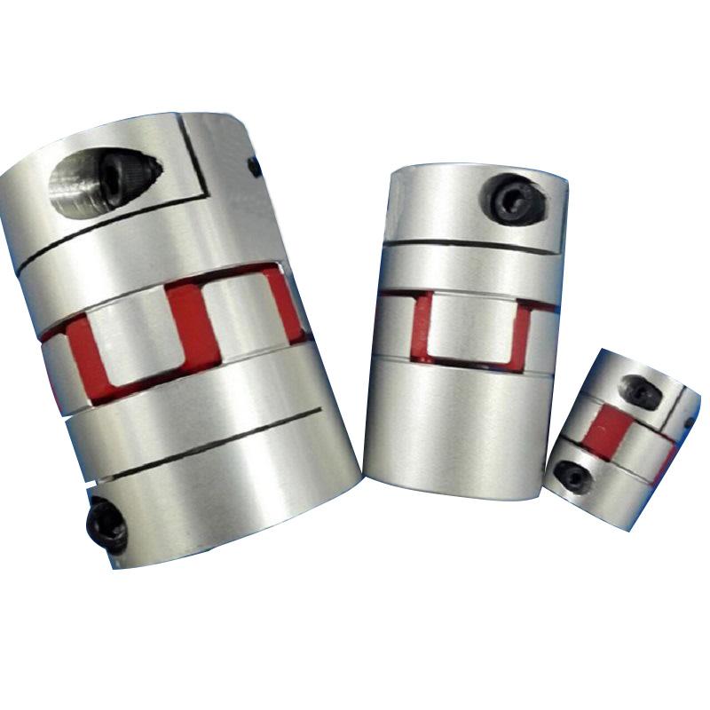 SQR-P 止付螺絲撓性聯軸器