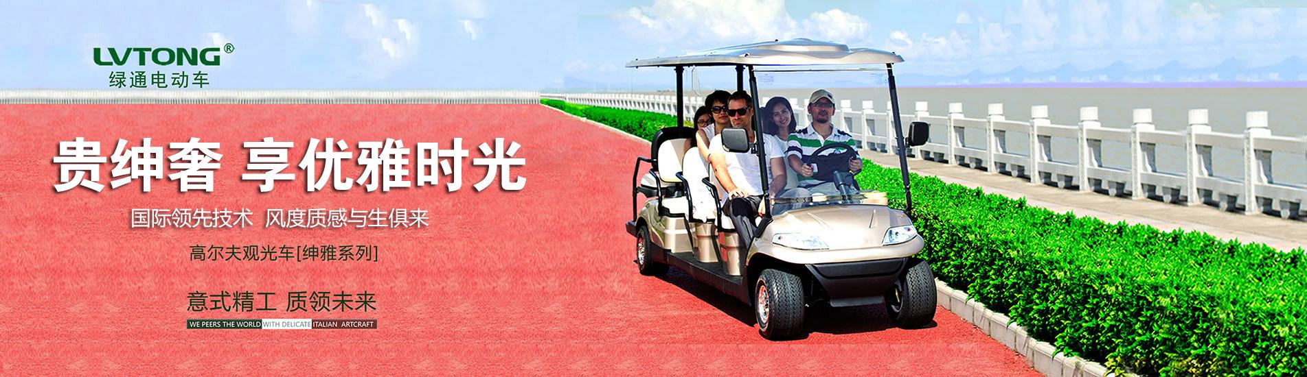 海南高爾夫球車