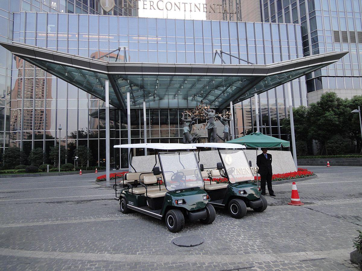 上海浦西洲際酒店