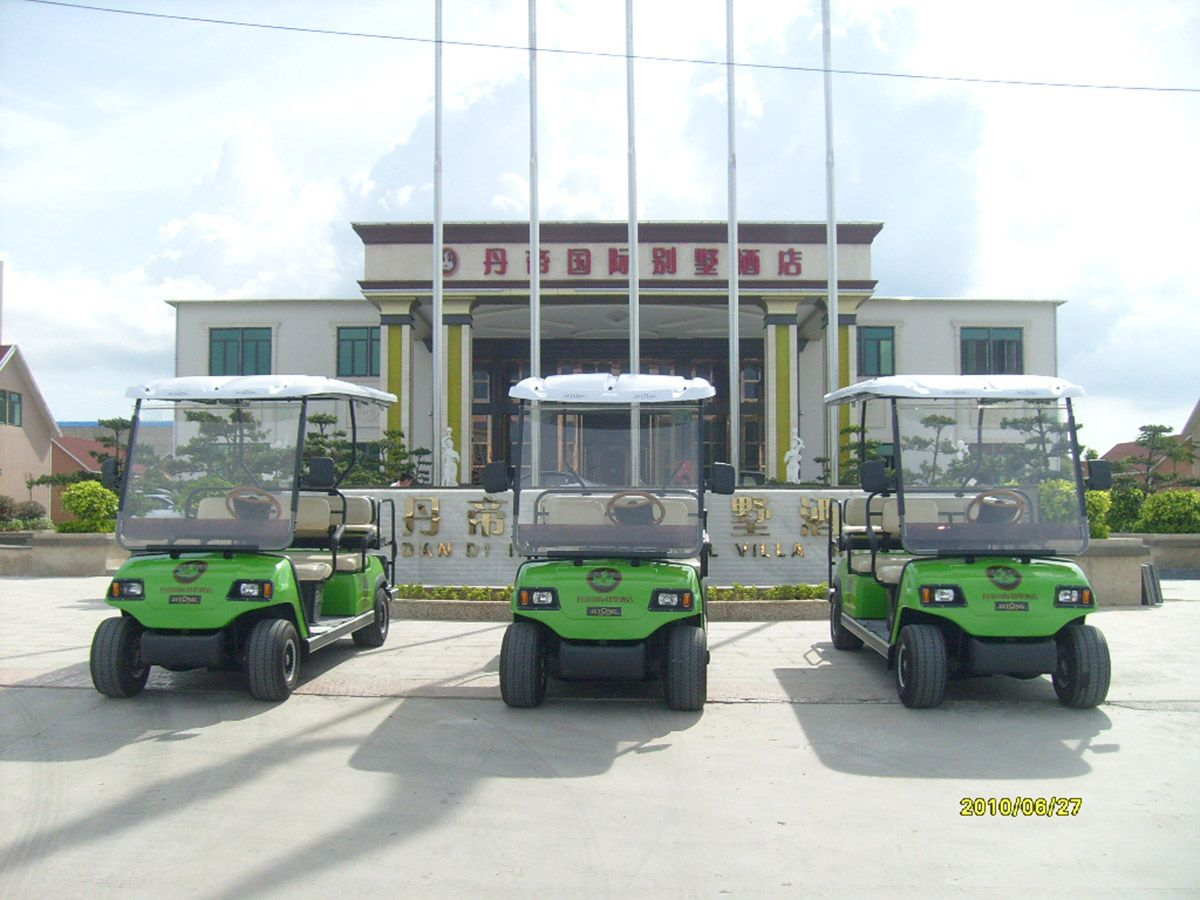 丹帝國際別墅酒店
