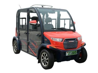 四人座電動代步車
