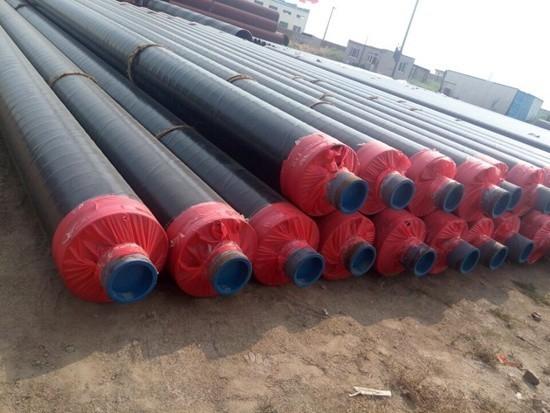 集體供暖聚氨酯保溫鋼管