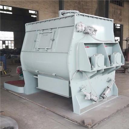 干粉砂漿設備的物料容量有什么特點?