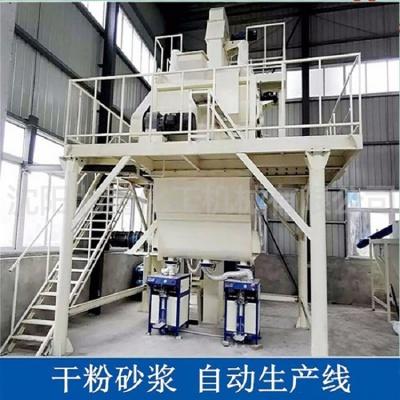 塔式保溫砂漿設備生產線