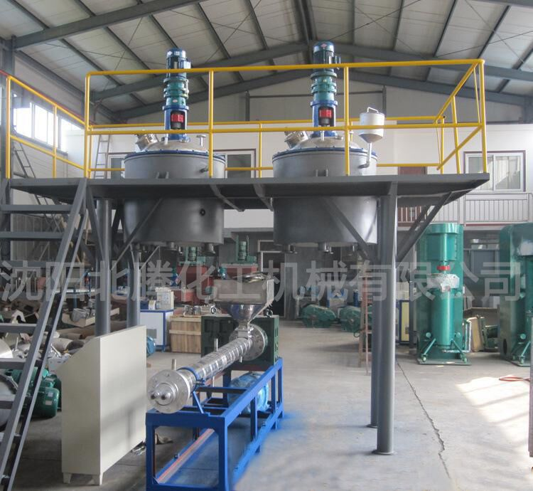 熱熔膠生產線