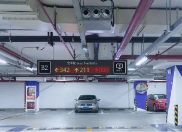 車位引導系統解決方案