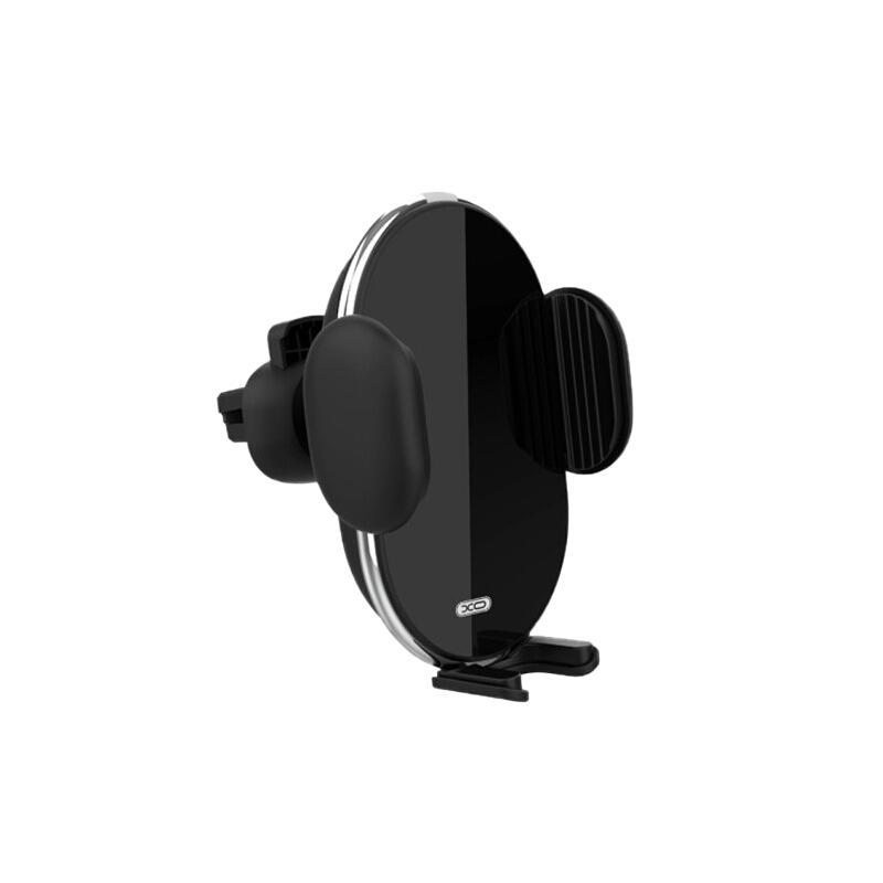XO 智能感应车载无线充电手机支架 WX013 黑色