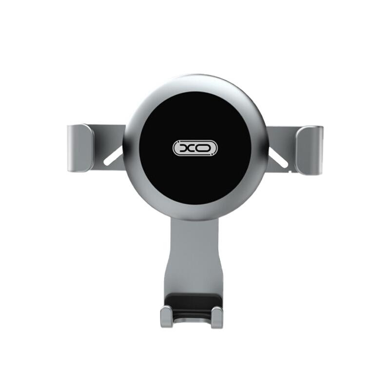 XO 出风口伸腿变形车载手机支架 C31(黑色/锖色)