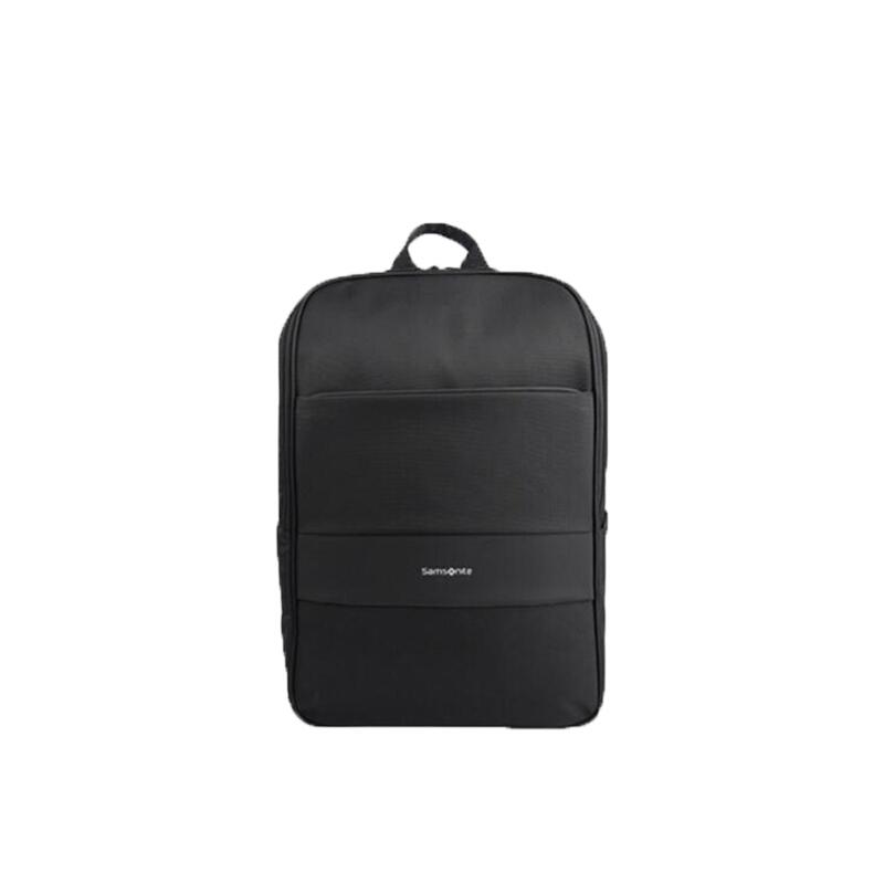 企业专享 新秀丽(Samsonite)双肩背包 休闲商务型 TQ3*09002 黑色