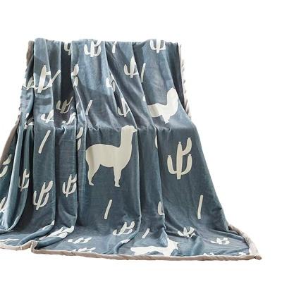 金丝莉(KINTHERI)毛毯JT-1079 200*230cm 起订量100件