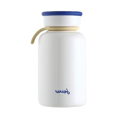 非物 萌小Q休闲保温杯 FW-820W/Y/B/R 330ml 单杯(白/黄/蓝色 随机发)起订量200件