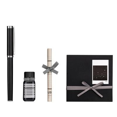 意索(ipluso)自然纪录系列-钢笔墨水礼盒套装 YS-004 起订量200件