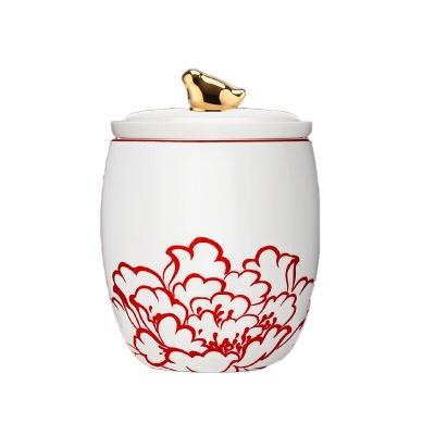 多样屋(TAYOHYA)盛世牡丹旅行茶杯组套装TA31-0012BP 300ML