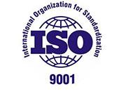 ISO2008質量管理認證