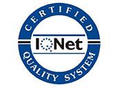 IQNET國際質量管理體係認證