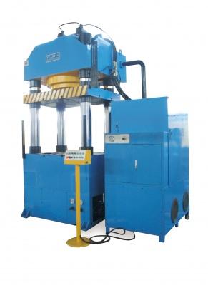 YTF係列300噸冷擠壓成型機