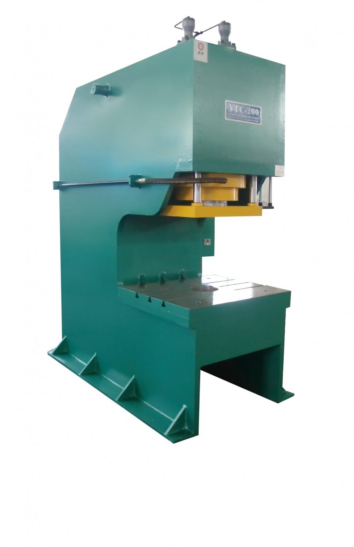 YTC係列100噸弓形液壓機