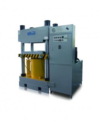 YT-X係列500噸下缸四柱液壓機/拚圖液壓機