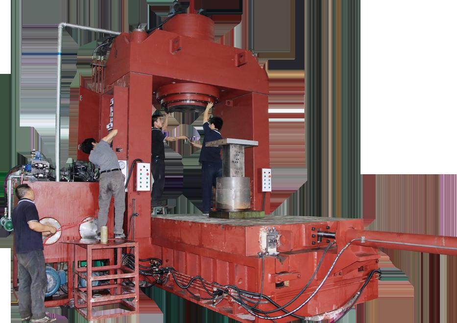 YTLM係列1200噸龍門式液壓機