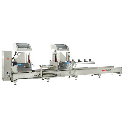 鋁門窗數控雙頭精密切割鋸  ARK-CNC-550×5000A