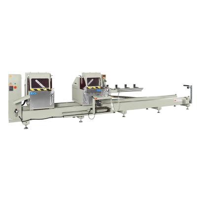鋁型材重型45°專用數控雙頭鋸(外擺)  ARK-ZSJ-550×5000A