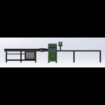 鋁型材90°數控單頭切割鋸ARK-CNC-DJ-350
