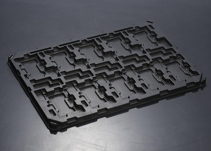 PET黑色防静电托盘