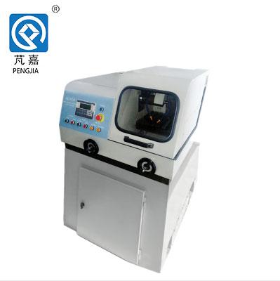 LQ-80Z立式自动金相切割机
