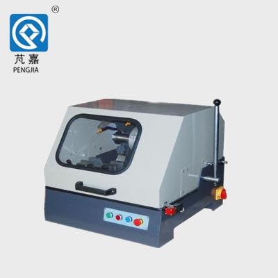 SQ-60台式金相切割机