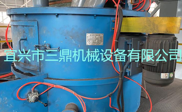 高效轉子混砂機