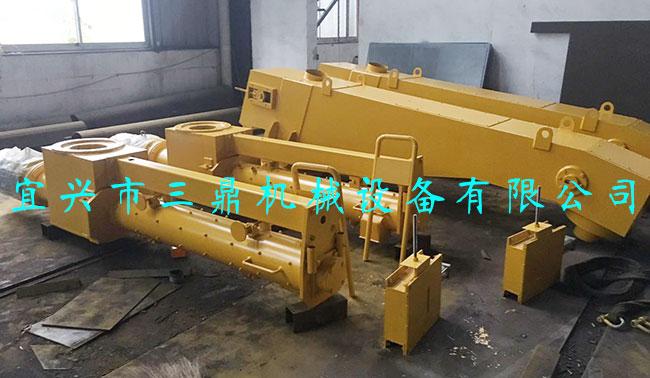 樹脂10T砂連續式混砂機