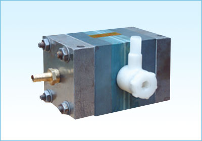 QFM/3樹脂砂混砂機液料換向閥