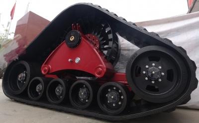 BL-915C型橡胶半履带