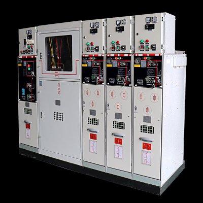 XGN□-12 高压箱型固定式(全封闭全绝缘SF6)交流金属封闭开关设备