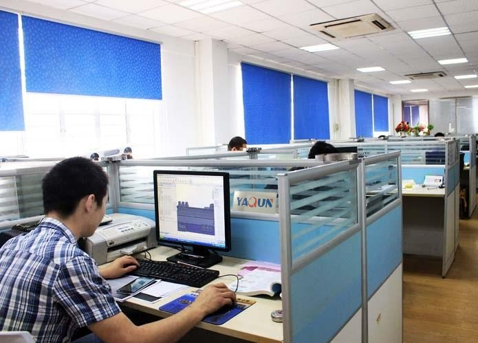 東莞網站建設公司辦公室一角