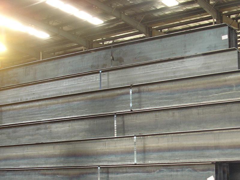 高頻焊接薄壁H型鋼檁條LH250*150*4.5*6