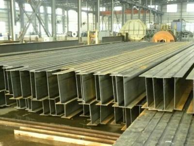 高頻焊接H型鋼HFW350*150*4.5*6