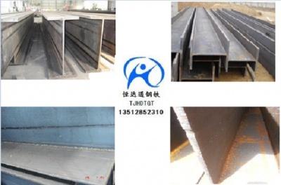 Q345B結構用高頻焊接薄壁H型鋼檁條