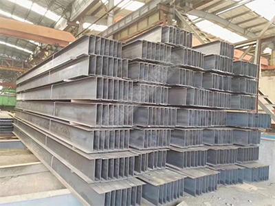 小截面高頻焊接H型鋼H150*75*3.2*4.5